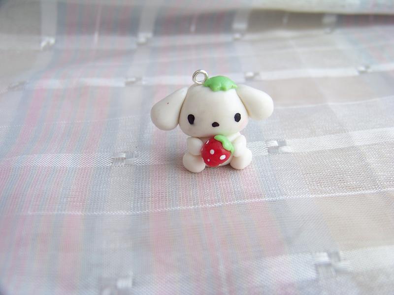 Berry puppy by CuteTanpopo