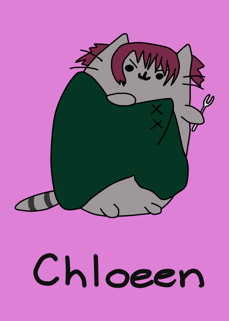 Chloeen by ric-c