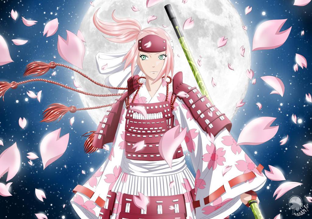 Sakura by Hanabi-Rin
