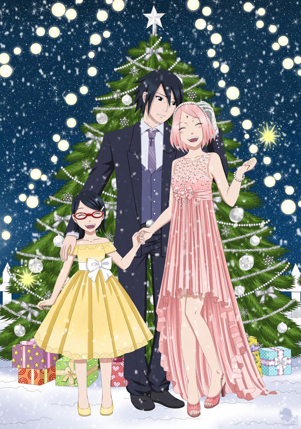uchiha family christmas - photo #28