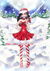 Snow White by Hanabi-Rin
