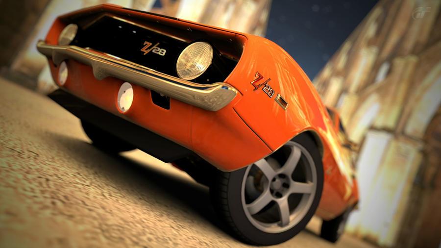 Camaro Z28 69 HD Wallpaper > Camaro Z28 Wallpapers 1920 x 1080p