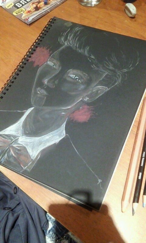GD portrait by Jayyvon
