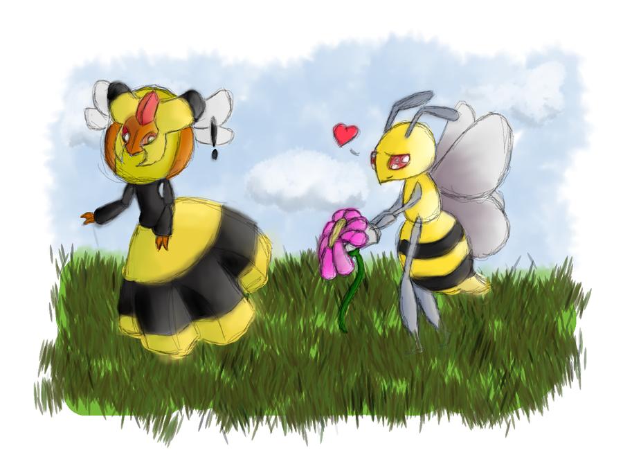 Pokemon Beedrill Vespiquen Images | Pokemon Images