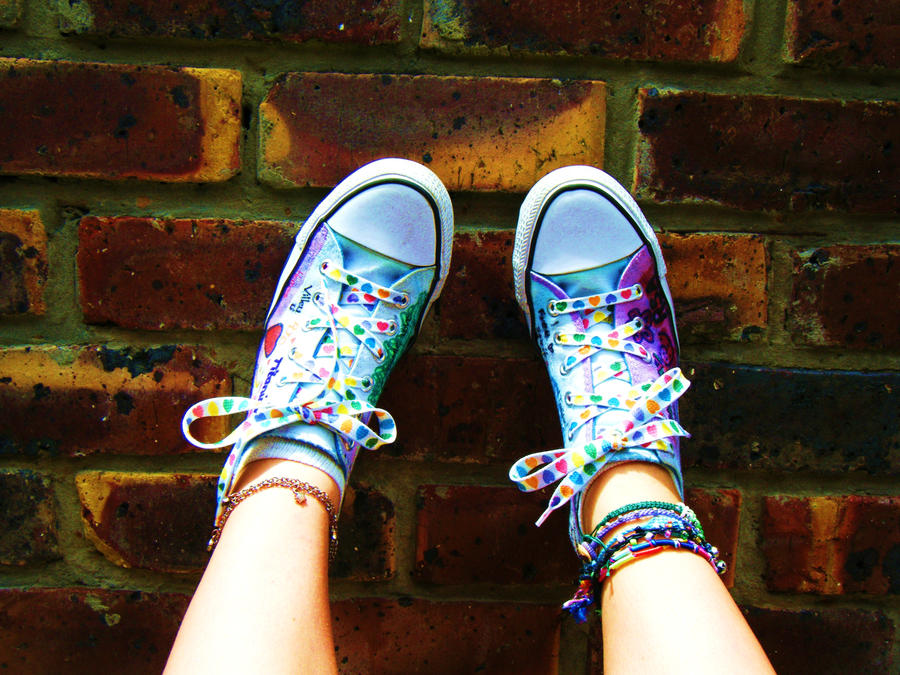 Decorated Converse By Kayleighconverse On Deviantart. Corner Shelf For Living Room. Decorative Chandelier No Light. White Living Room Set. Black Living Room Furniture Sets. Living Room Decor. Game Room Decor. Large Decorative Finials. Bird Party Decorations