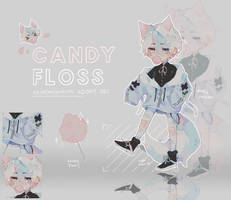 [closed auction] candy floss