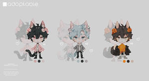[closed thanks!] flower adopts