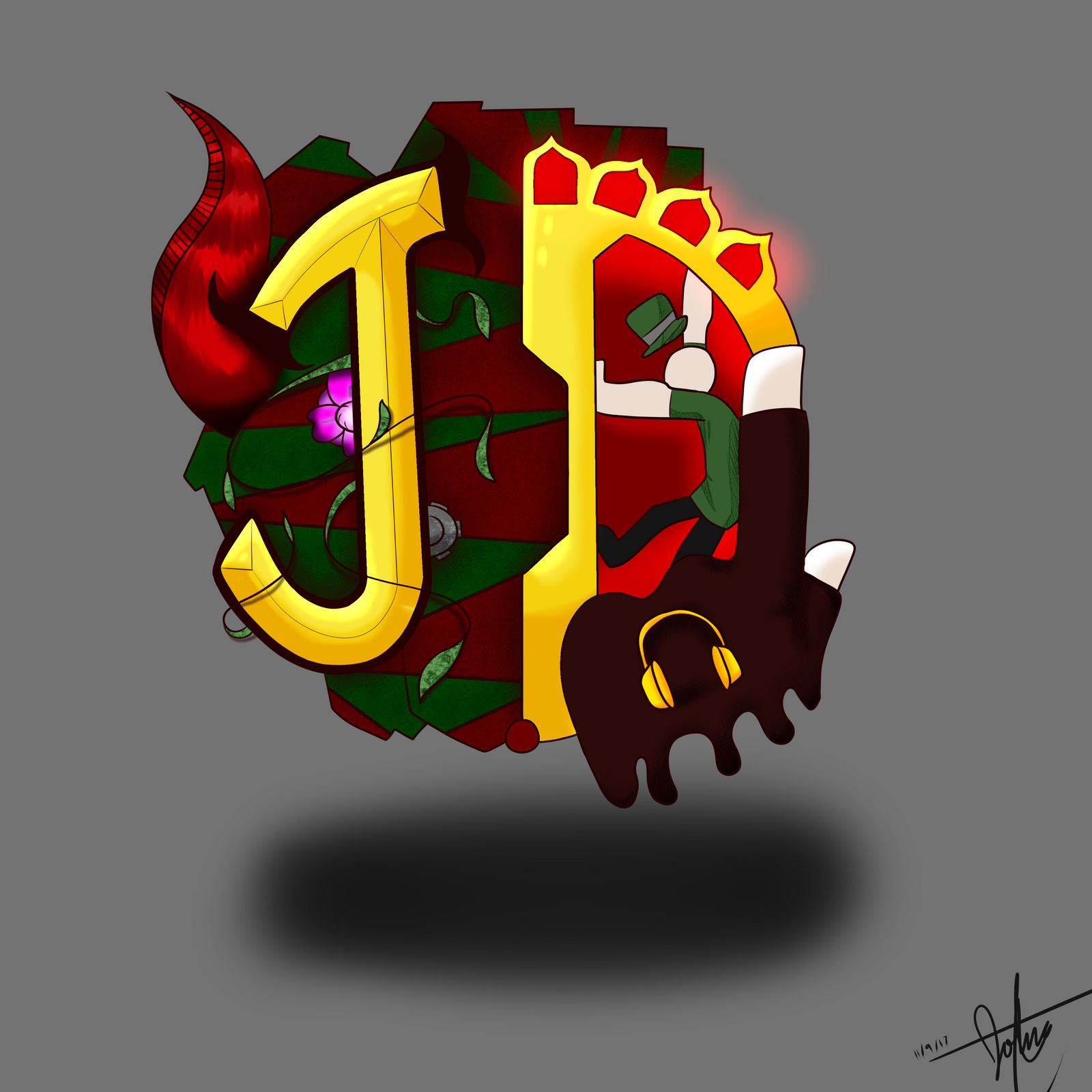 jd logo f by guesteight on deviantart jd logo f by guesteight on deviantart