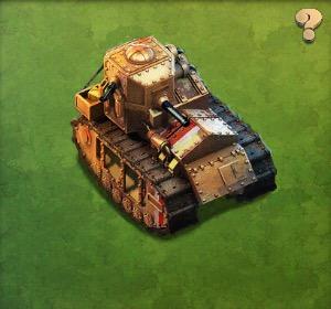 Whippet Tank by SilverWolfJudge