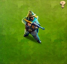 Submachine-Gunner by SilverWolfJudge