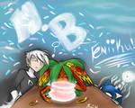 Happy Bday Feniiku!! by Kenji42