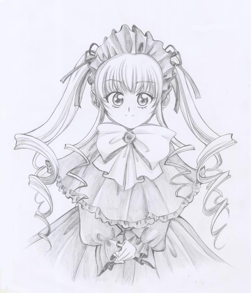 78 Gambar Arsiran Anime Terlihat Keren