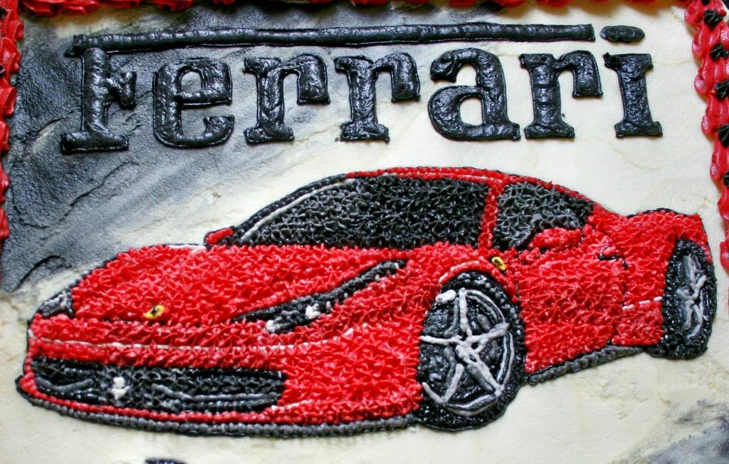 Ferrari 458 Cake By Emilysedibleart On Deviantart