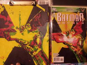 Pop Art/ Comic Cover