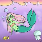 Mermaid-Girl