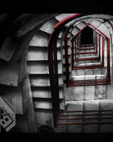 Stairs To Hell by ibsenx