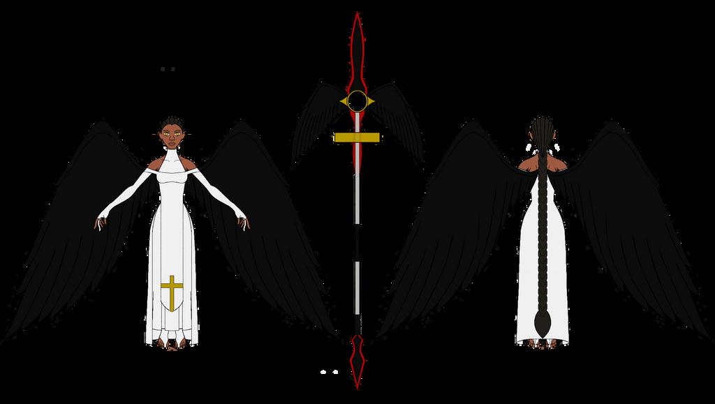 Graveyard - Fallen Angel Update by Terran8793
