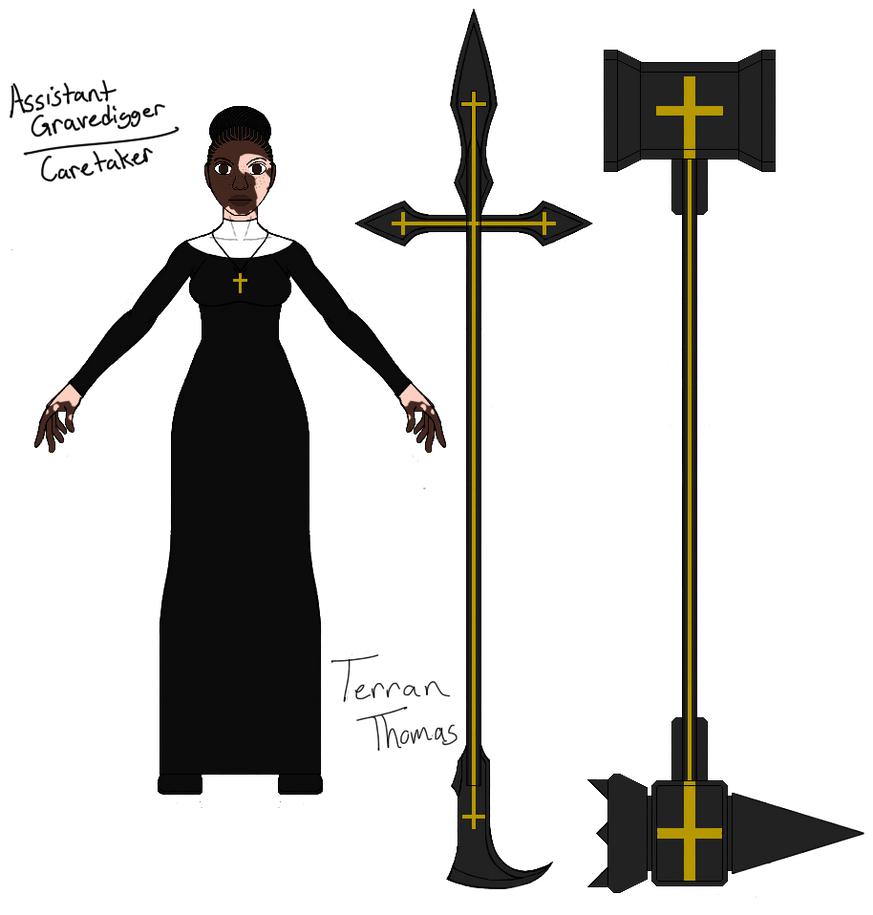 Graveyard - Assistant Caretaker Update by Terran8793