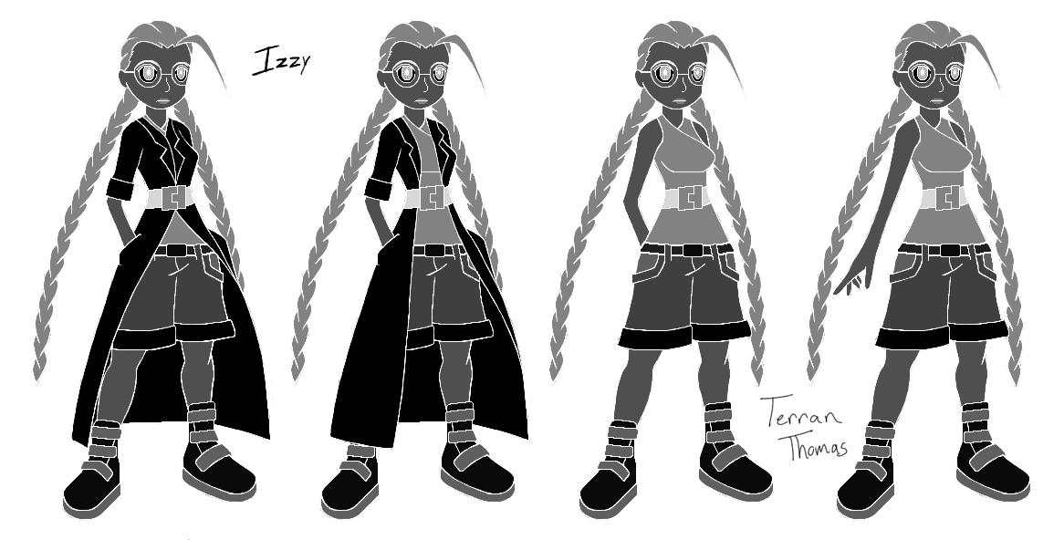 Izzy 1 by Terran8793