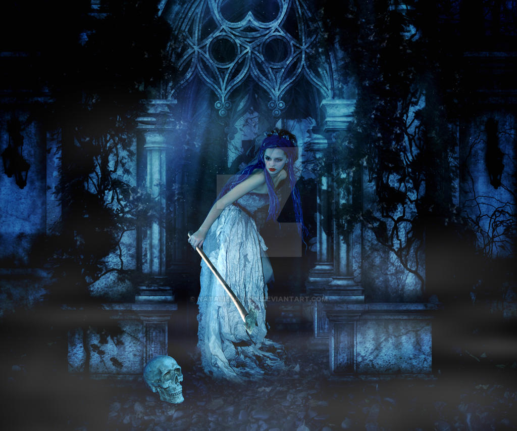 Queen of Death by NatalieLauren