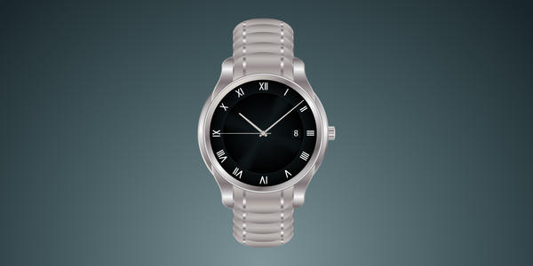 Men's watch by VectorDay