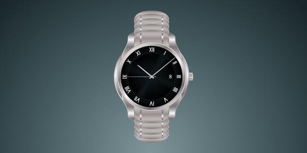 Men's watch by VectorDay