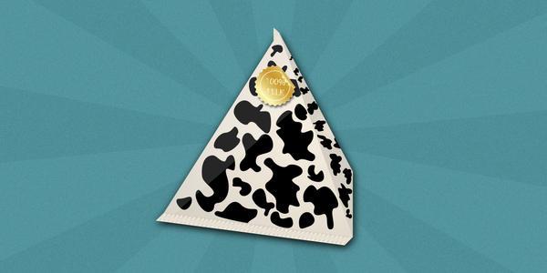 Milk package by VectorDay