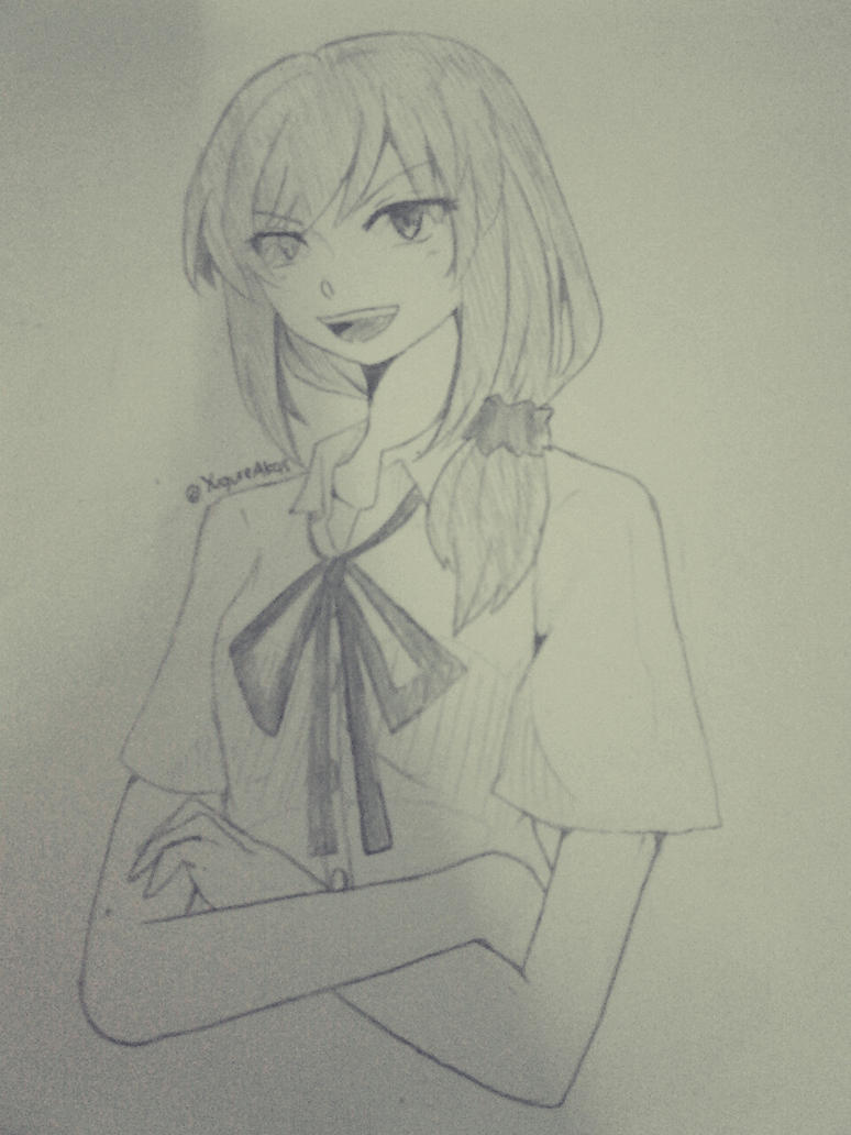 Seo Yuzuki by YugureAkas