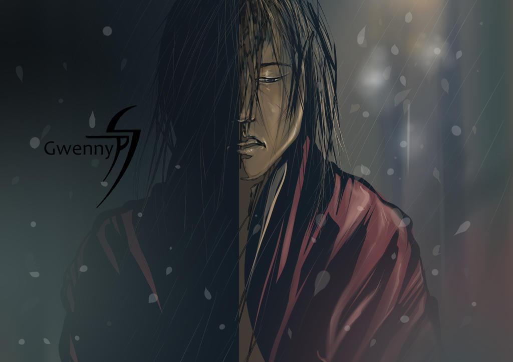Kenshin by gwennyp