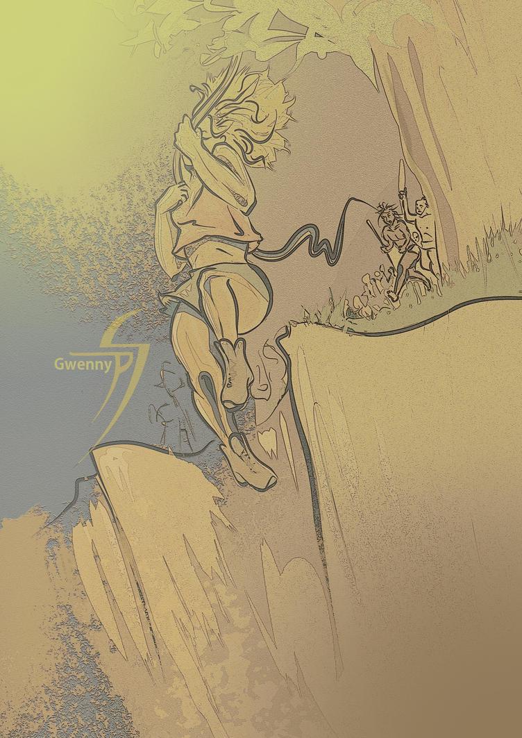 Jumpy by gwennyp