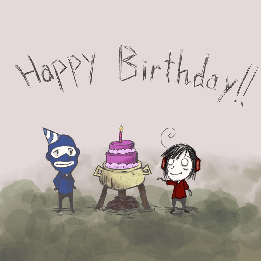 Happy Birthday Rock by Ingenieur001