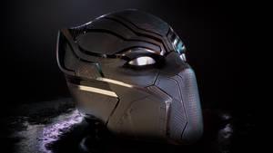 Black Panther Mask