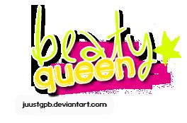 Beaty queen PNG by JuuustGPB