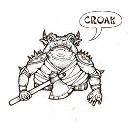 C.R.O.A.K. by zenobia