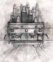 Espresso by zenobia