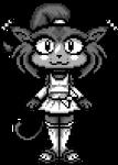 Pixel Art Time! - Riley the Retro Cat by Artoozy14