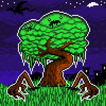 That's a spooky tree by Artoozy14
