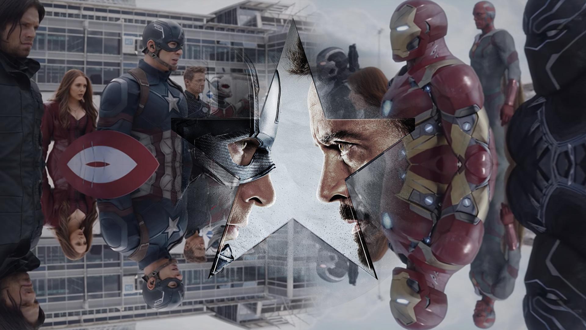 Captain America Civil War Wallpaper By PepperRoniLove