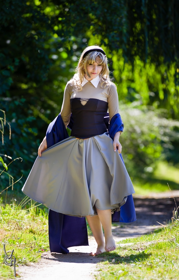 Princess Aurora by MllAyuko