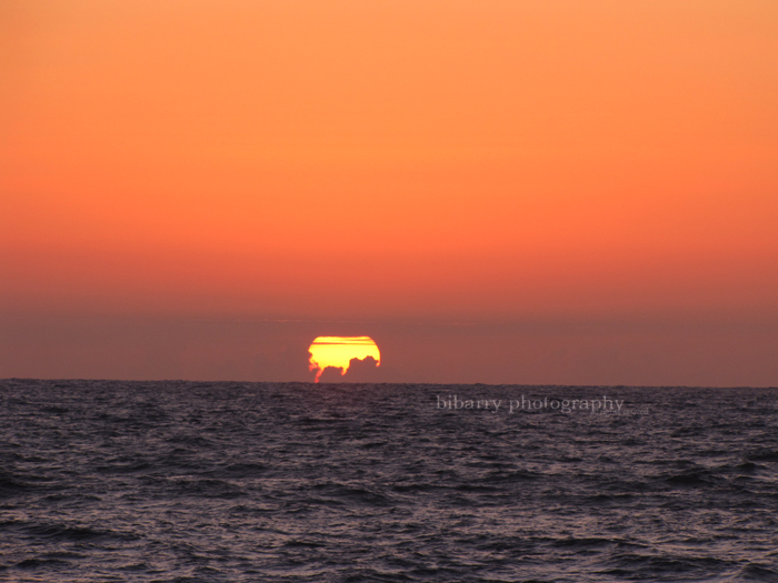 Melting Sun by bibarry