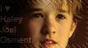 I love Haley Joel Osment by bibarry