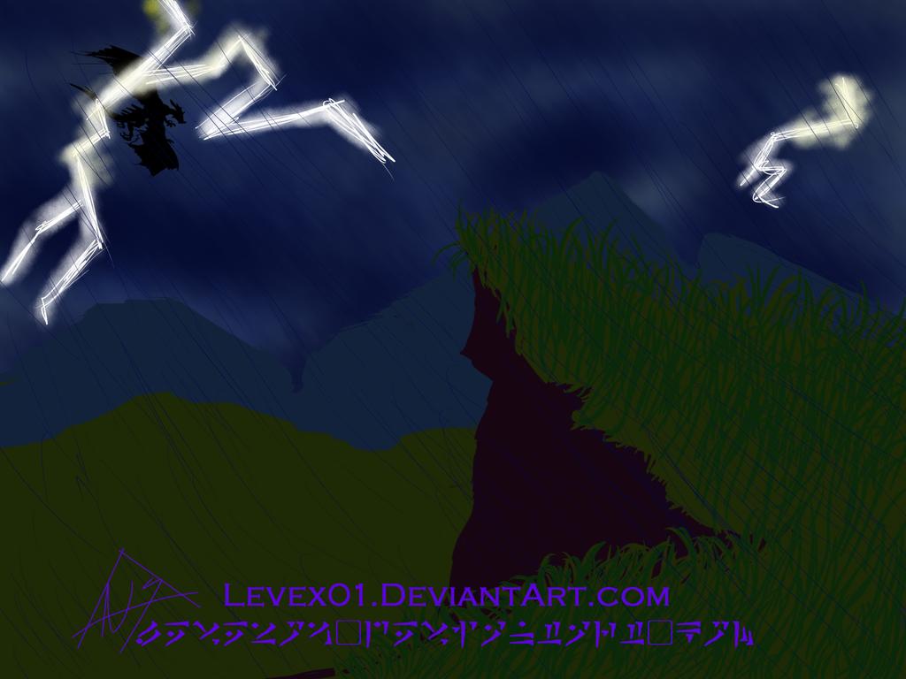 Stormy Night by Levex01