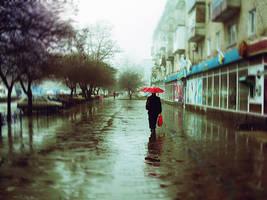 Rainy day by talimeti