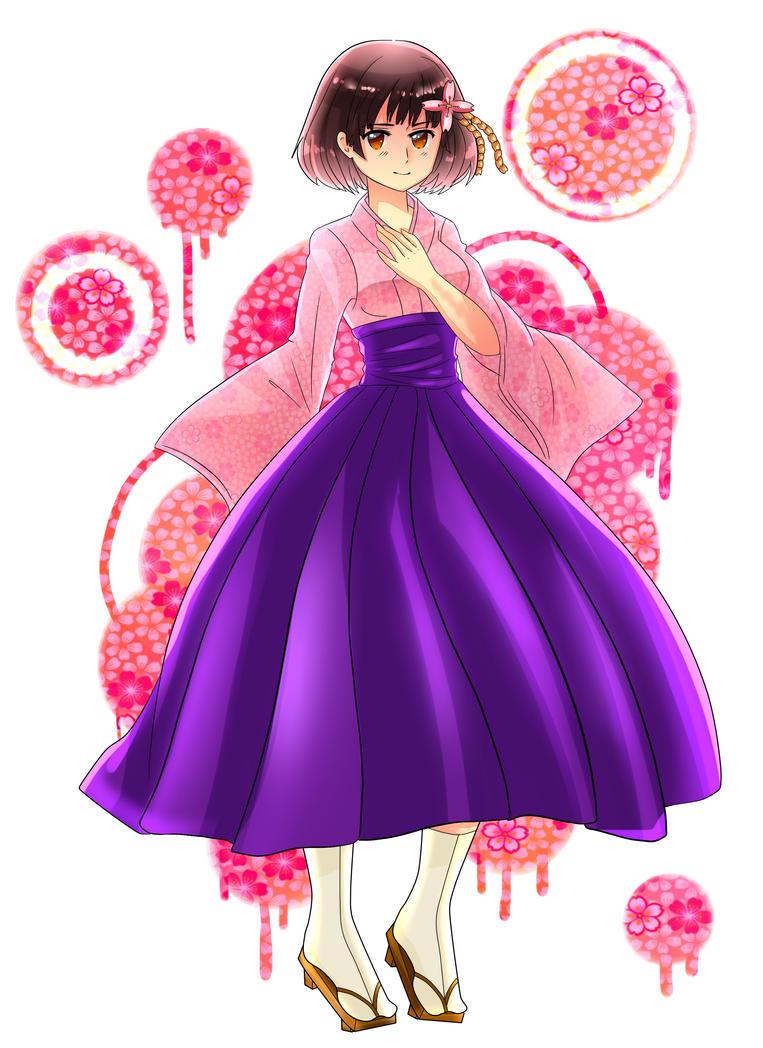 Beauty Blossom by SebaDeya-chan