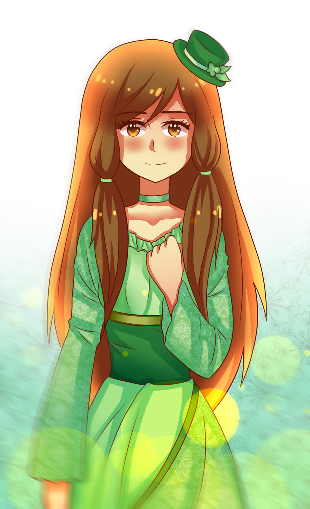 Aurora Smile by SebaDeya-chan