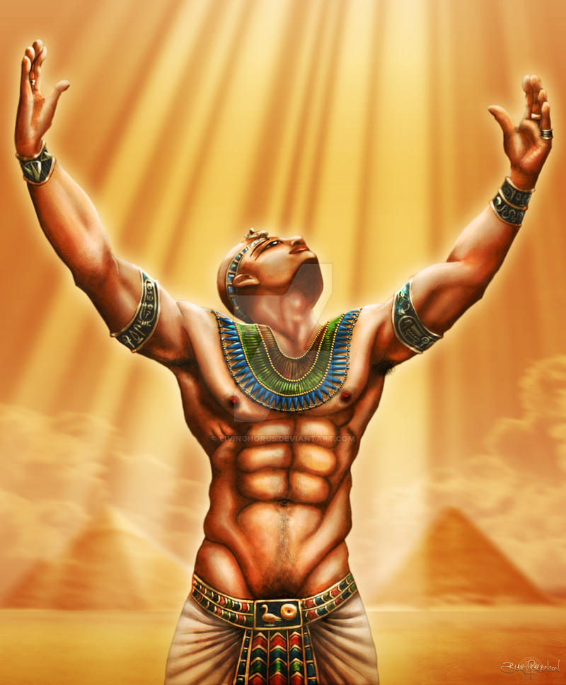 Son of Ra by LivingHorus