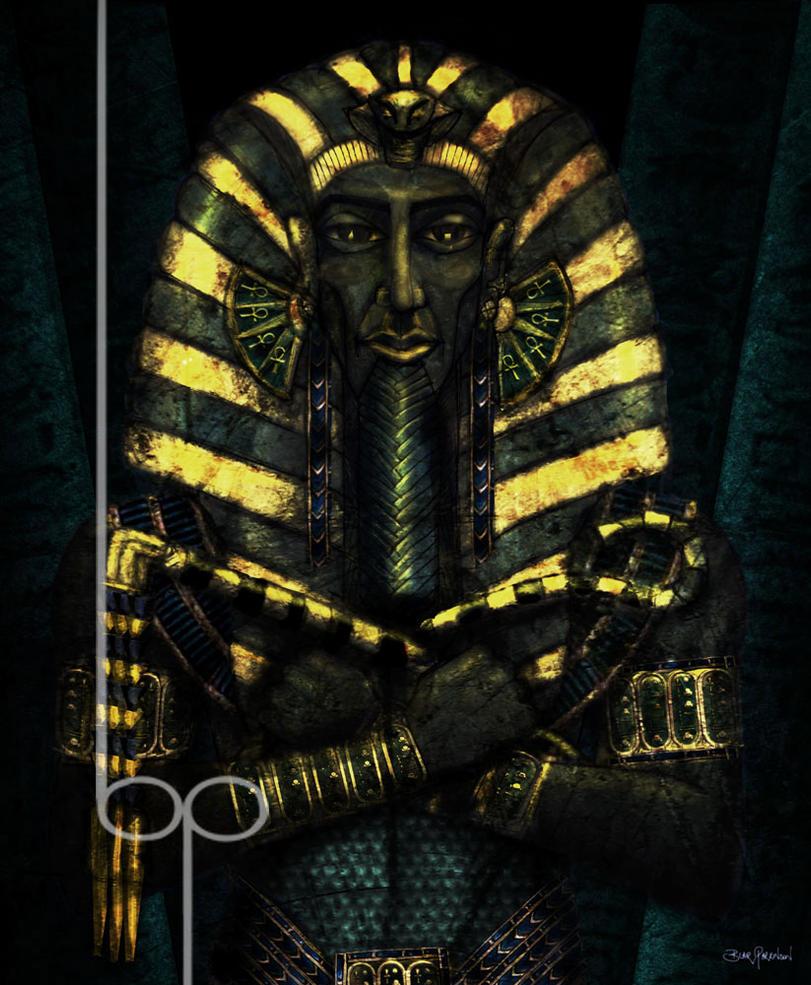 Akhenaten by LivingHorus