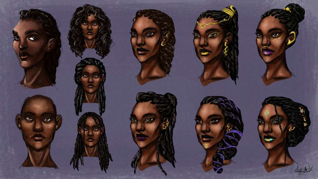 Captain Shan Sketches by lisannexd