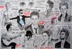 Jared Leto Collage