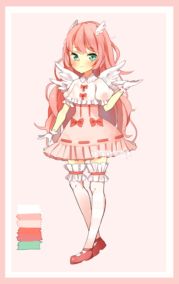[AUCTION] ADOPTABLE 1 (OPEN) by bunbunkyu